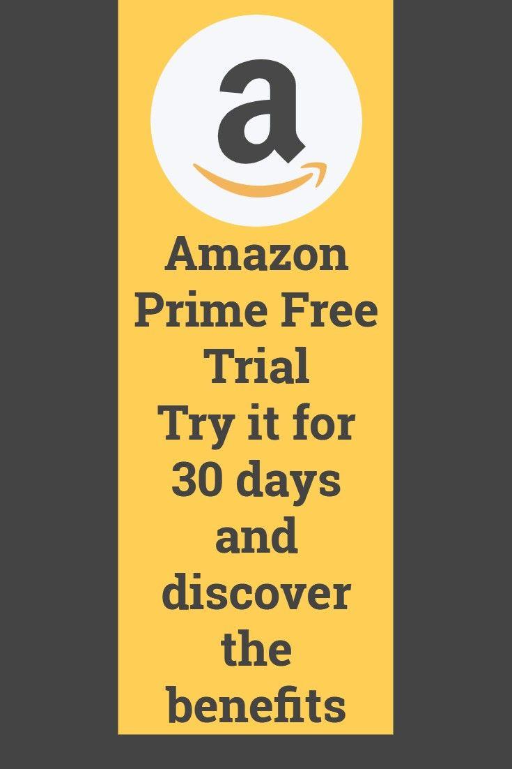 Amazon Prime Free Trial Amazon prime free trial, Free