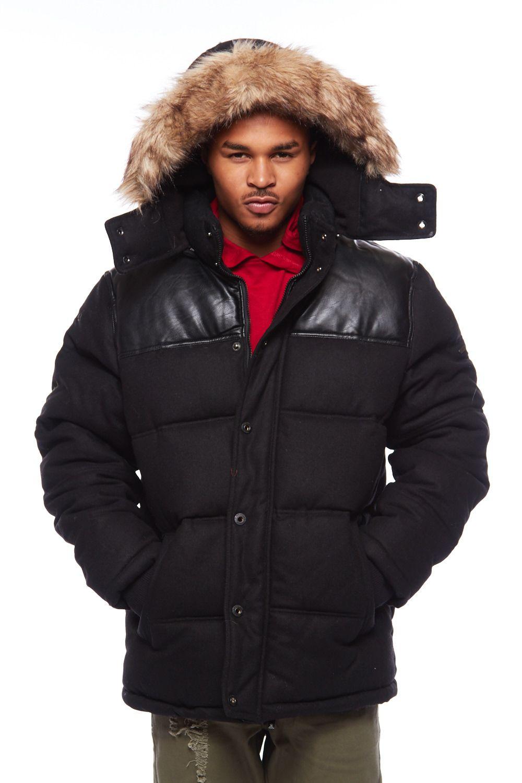 Rocawear Pu Heavy Winter Jacket Heavyjacket Wintercoat Winterjacket Menscoat Mensouterwear Winter Jackets Heavy Jacket Mens Outerwear [ 1500 x 1000 Pixel ]