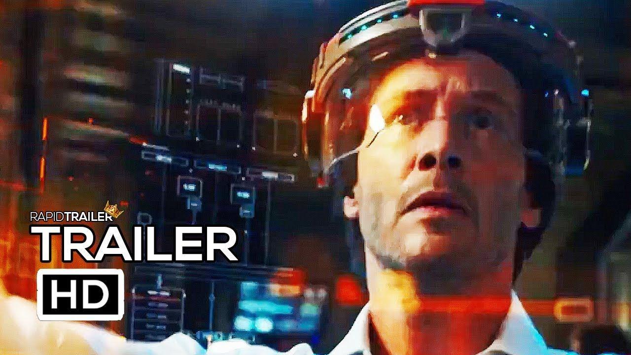 REPLICAS Official Trailer 2 (2018) Keanu Reeves, Alice