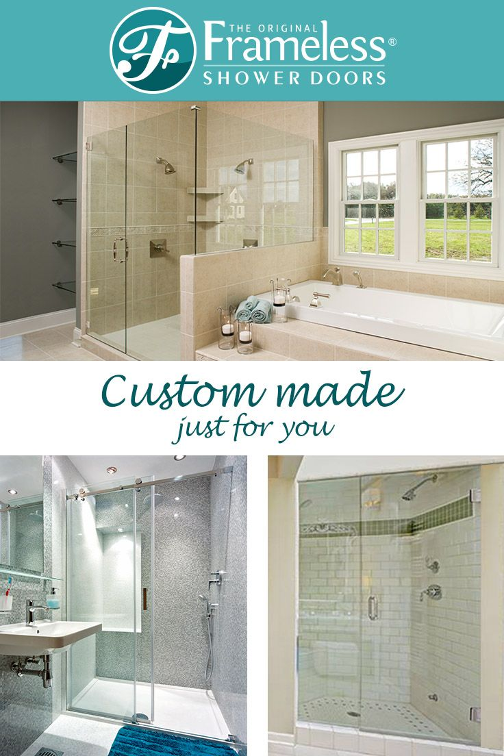 No Other Glass Shower Door Manufacturer Or Retailer Offers You The