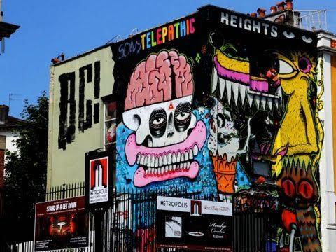 Bristol England Bristol Street Street Art Famous Street Artists