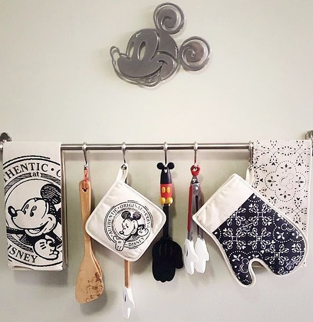 24 Pretty Themed Disney Kitchen Gatgets #disneykitchen