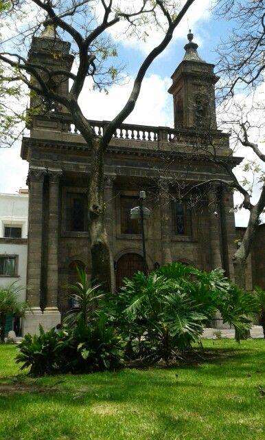 Templo de Nuestra Señora del Carmen, Guadalajara. 2