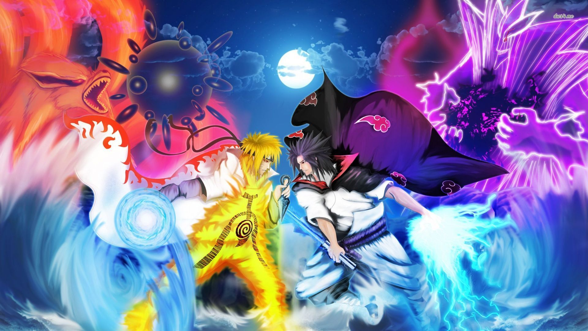 Download Naruto Shippuden Wallpaper pictures in high