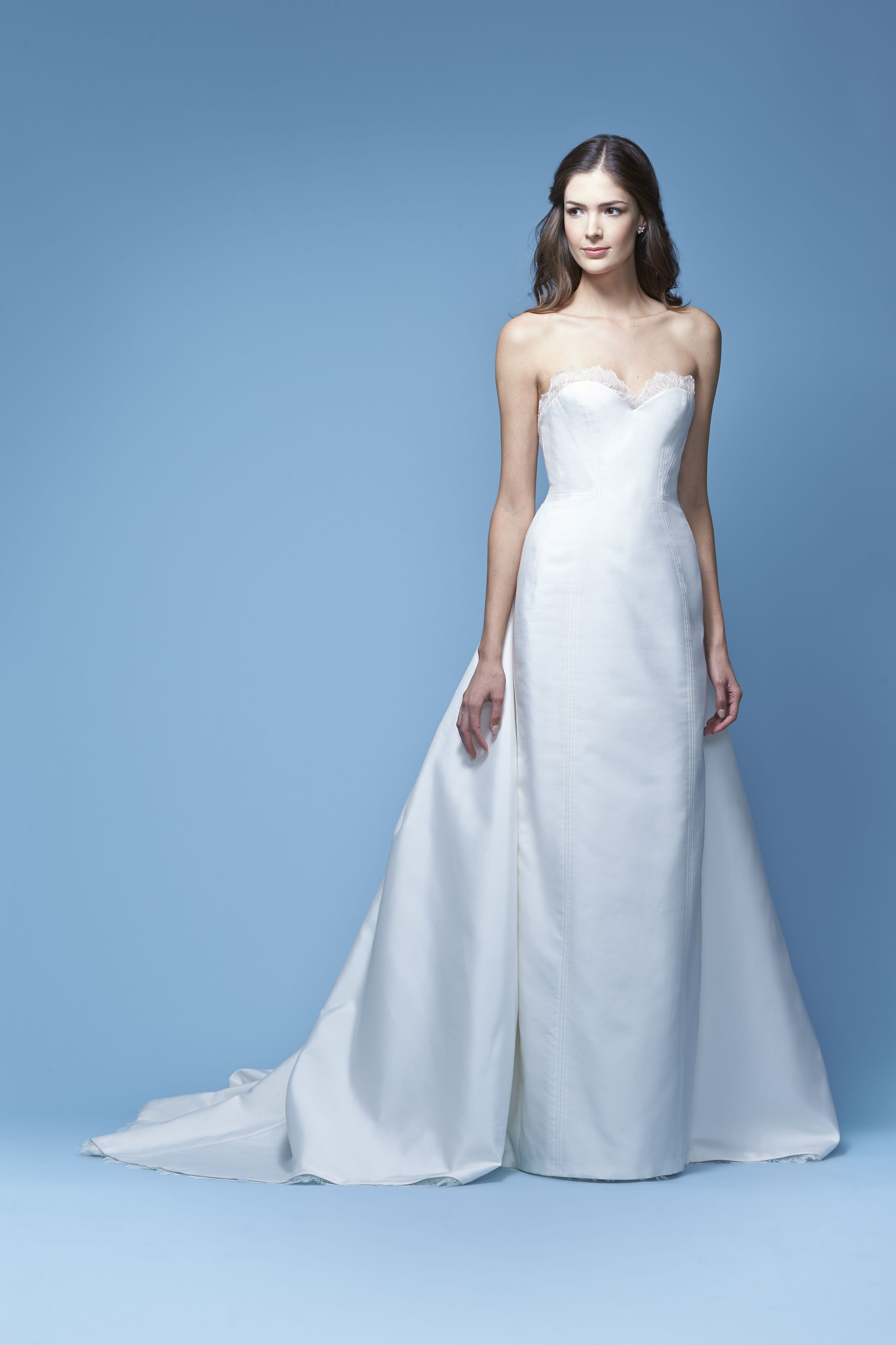 Elite wedding dresses  Carolina Herrera Bridal Spring