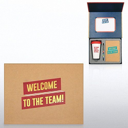 Welcome to the Team - Beyond Awesome Kit | Onboarding Kits