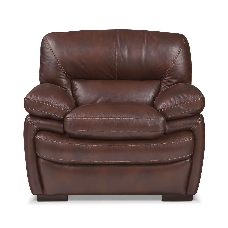 Peyton Chestnut Chair American Signature Furniture