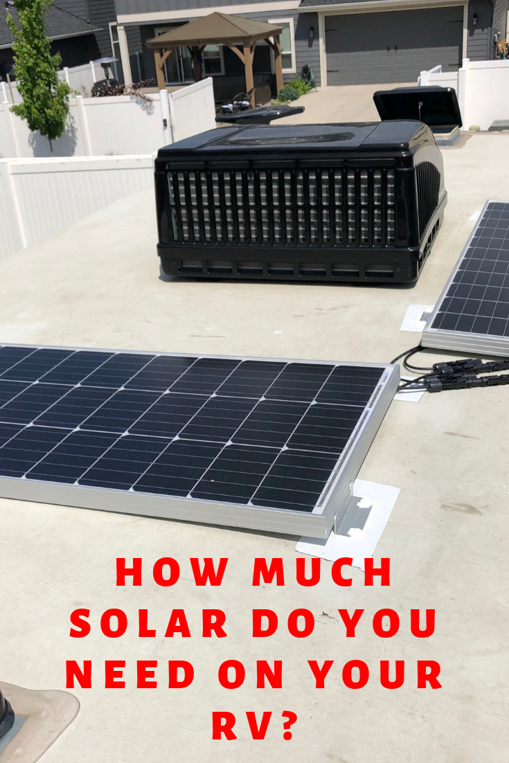 How To Choose The Best Type Of Camper Rv Solar Solar Travel Trailer Accessories