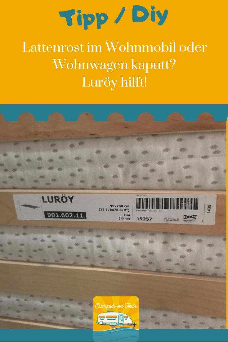 Lattenrost Kaputt Luroy Hilft Checkliste Start In Die