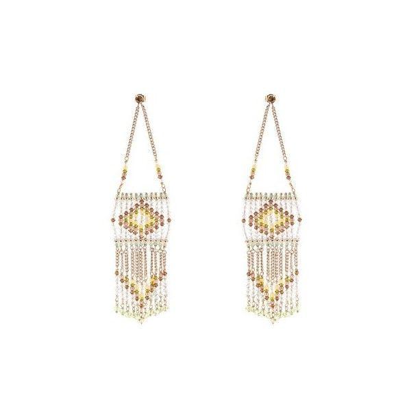 Bead-embellished earrings Valentino JxulgAcG