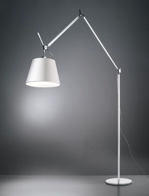 Tolomeo Mega White Floor Lamp Floor Lamp Lighting Lamp Design