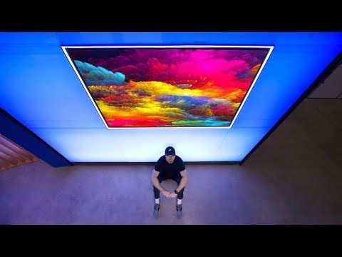The Mind Bending 77inch Wallpaper TV Tvs, Lg oled, Tech
