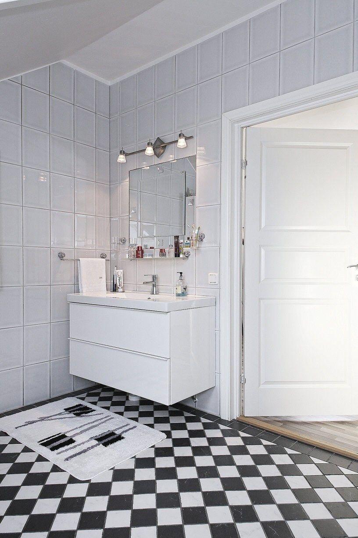 Badrummet med stor kommod | Badrum & Bastu | Pinterest