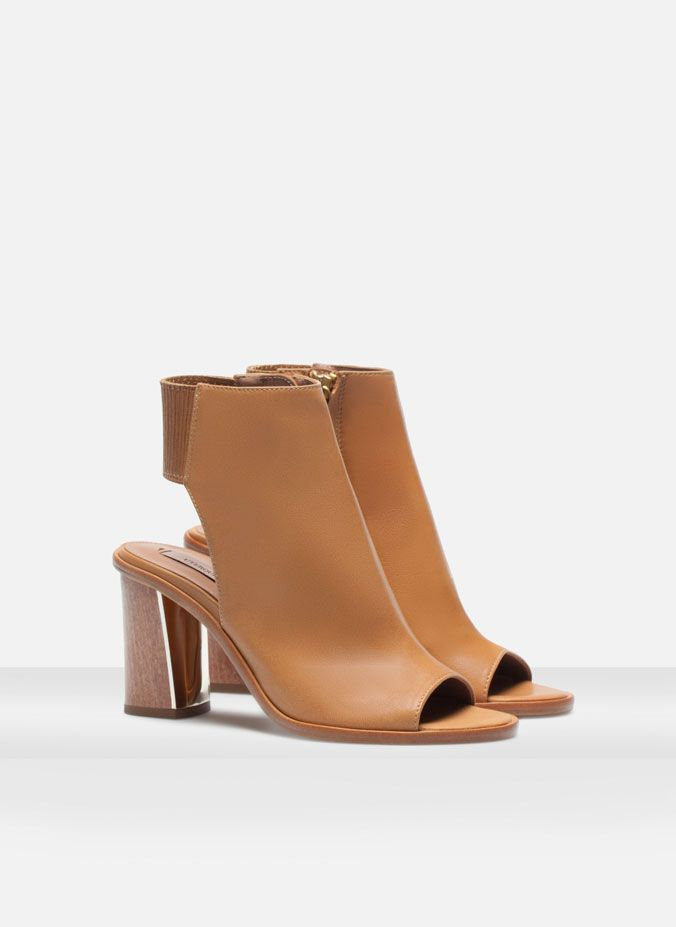 fcbd9a7df8 Boot-style sandals in 2019 | shoes | Fashion boots, Boots, Shoes
