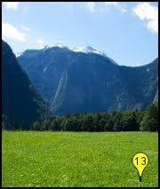 Meadow from the Sound of Music... Marktschellenberg, Germany. #thesoundofmusic