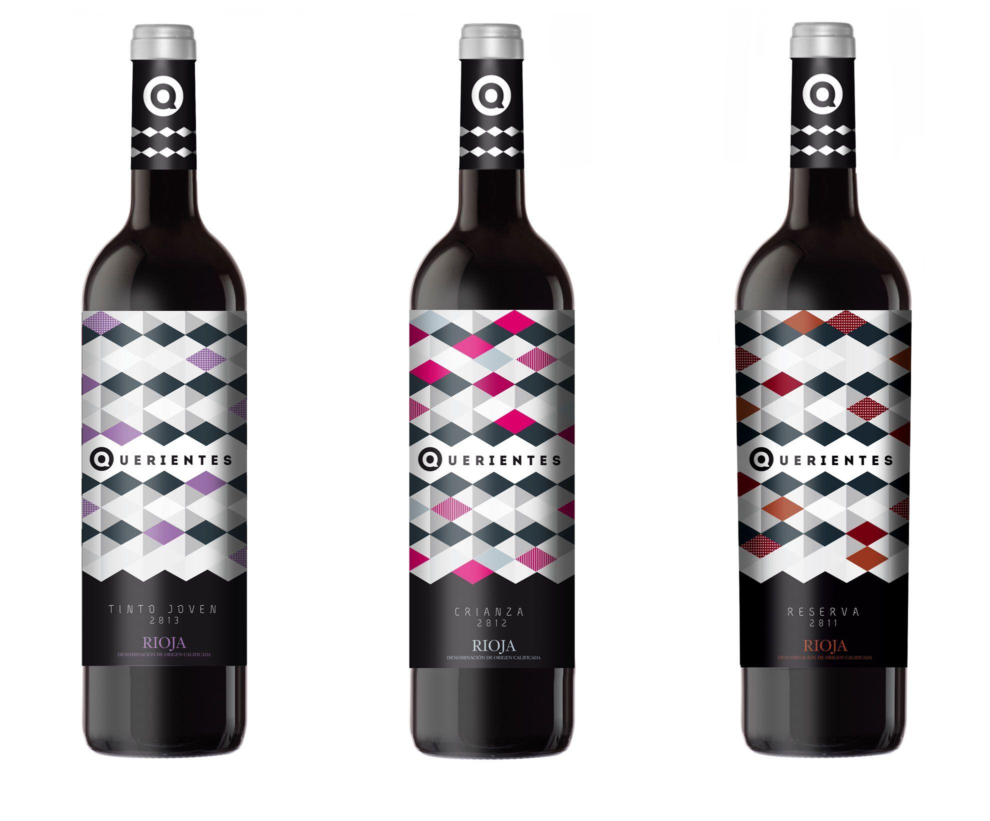Querientes Wine www.pagadisseny.com wine #taninotanino #vinosmaximum PD #stilovino