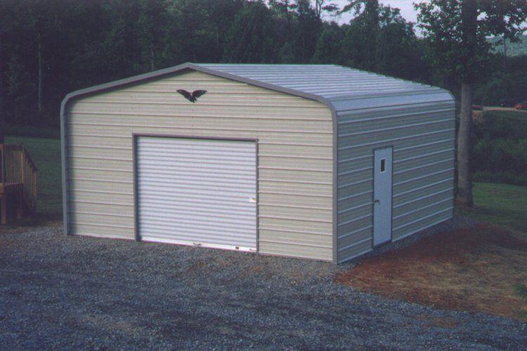 steel garages for sale   Steel frame garage, Carport ...