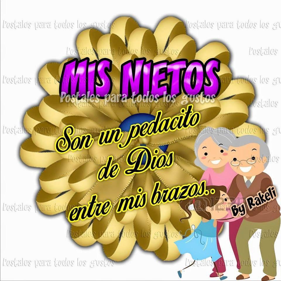 Postales Para Todos Los Gustos: MIS NIETOS | Valeria | Pinterest ...