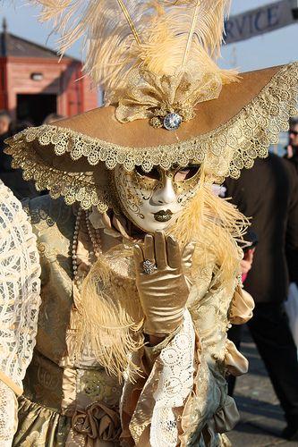 Venitian Masks Carnival 2015 Venezia | por philippe.romeo01