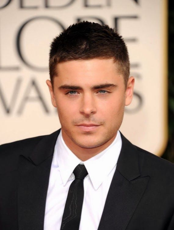 Zac Efron Hairstyle Endearing Short Zac Efron Haircuts In 2015 Style  Zili Zili  Style