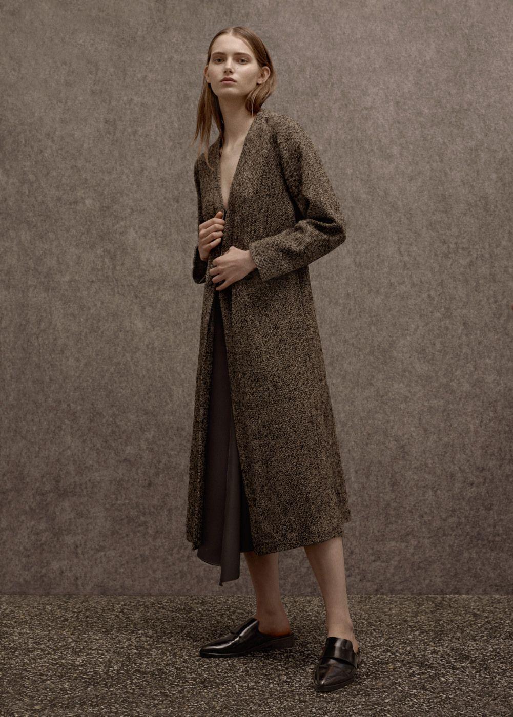c49df4051bb Premium - abrigo largo lana - Mujer | Moda que mola: winter edition ...