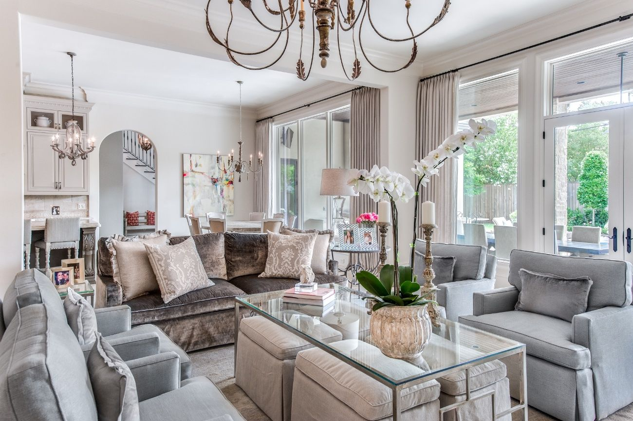 Talbot Cooley Interiors - Houston, TX - Residential ...