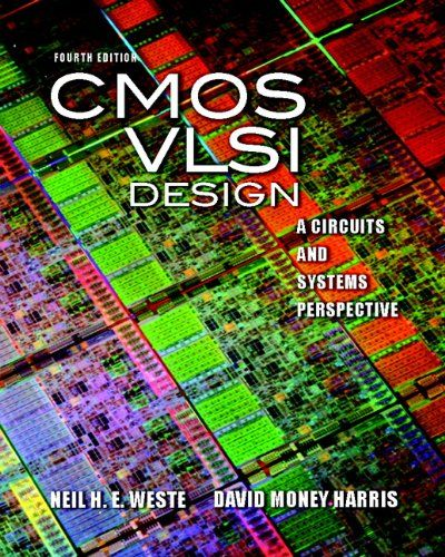 Bestseller Books Online Cmos Vlsi Design A Circuits And Systems Perspective 4th Edition Neil Weste Da College Textbook Electrical Engineering Books Circuit