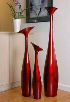 Home Decorating Ceramic Floor Vases
