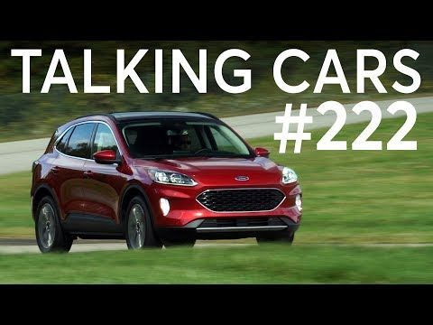 2020 Ford Escape First Impressions California Emissions Update Talking Cars 222 2020 High Performance Cars High Performance Cars Performance Cars Ford Escape