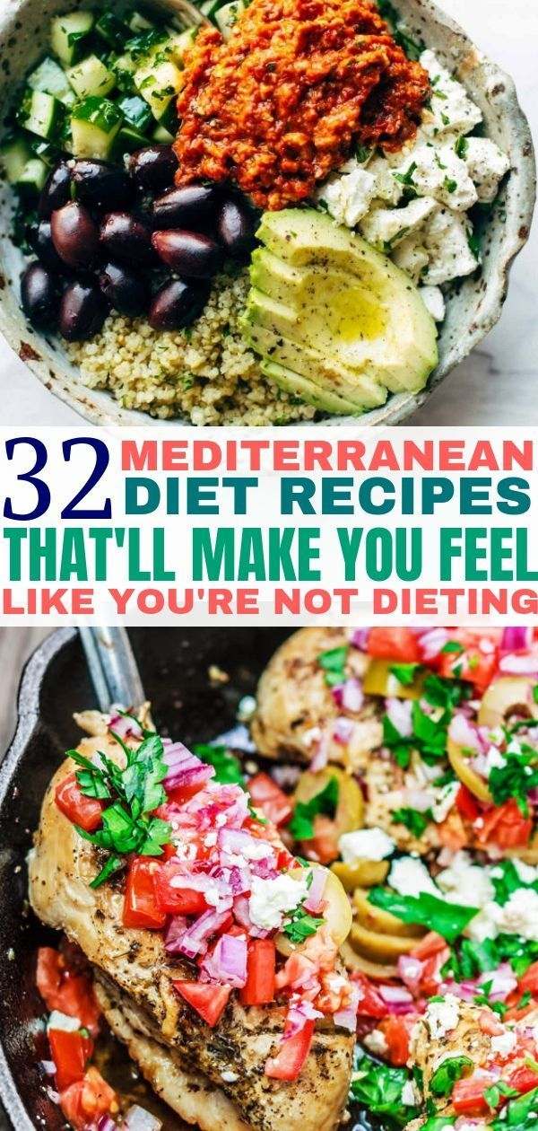 30+ Cheap & Easy Mediterranean Diet Recipes images