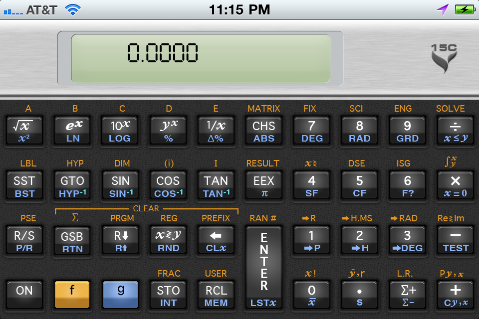 How to Turn your iPhone into a Scientific Calculator