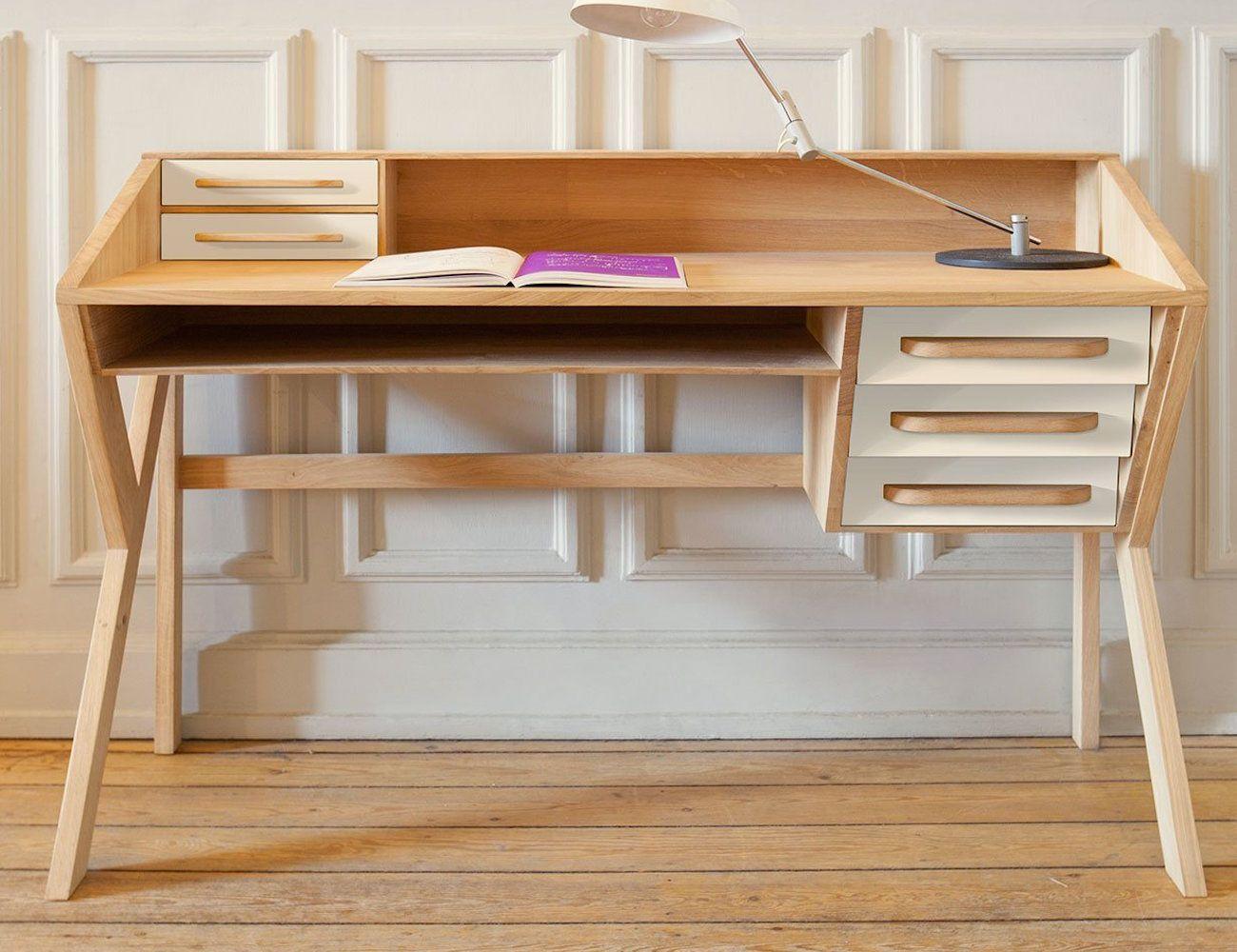 The Perfect Office Hiddenhub Origami Desk And Office Ideas