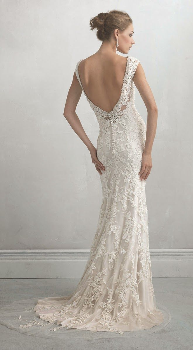 Allure bridals madison james collection wedding dress pinterest