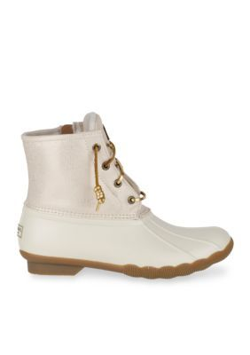 af2c4184bf73 Womens Saltwater Sparkle Duck Boots