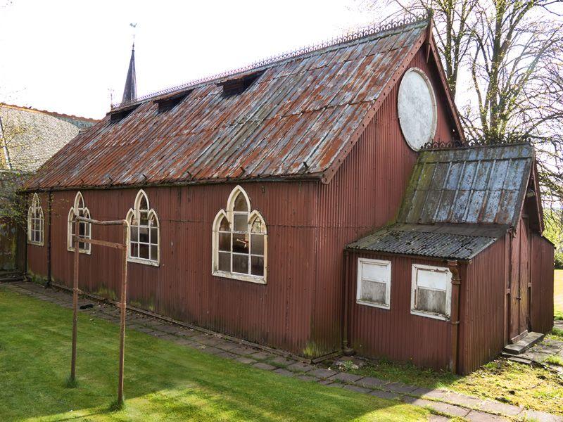 Motherwell Lanarkshire | SCOTLAND-my heritage | Shed