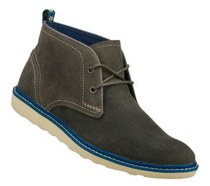 SKECHERS Mens Oneland Ankle Boots
