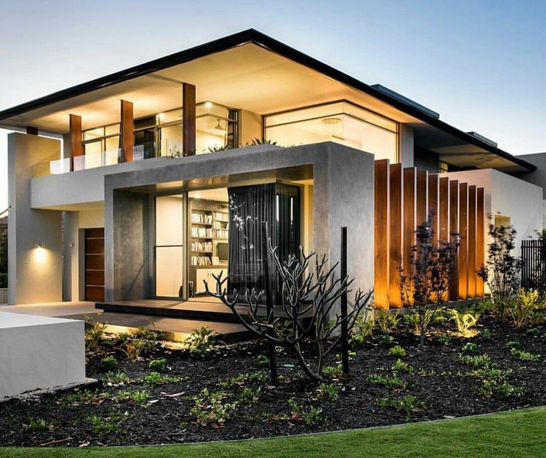 Pin de alberto armando gomez en exteriores pinterest for Casas residenciales minimalistas