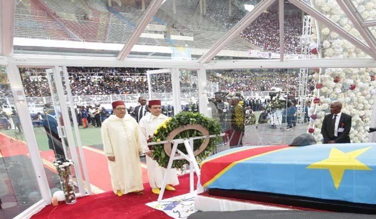عبد الكريم بنعتيق يمثل جلالة الملك في مراسيم جنازة إتيان تشيسكيدي بكينشاسا Fair Grounds Fun Slide Fun