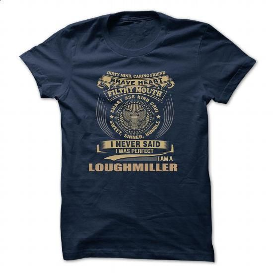 LOUGHMILLER - #homemade gift #husband gift