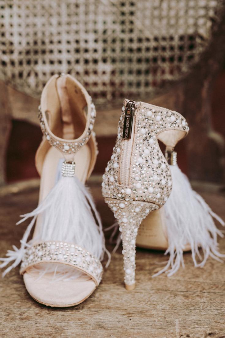 7e4a0825 Zapatos de novia: para que encuentres la inspiración que necesitas ...