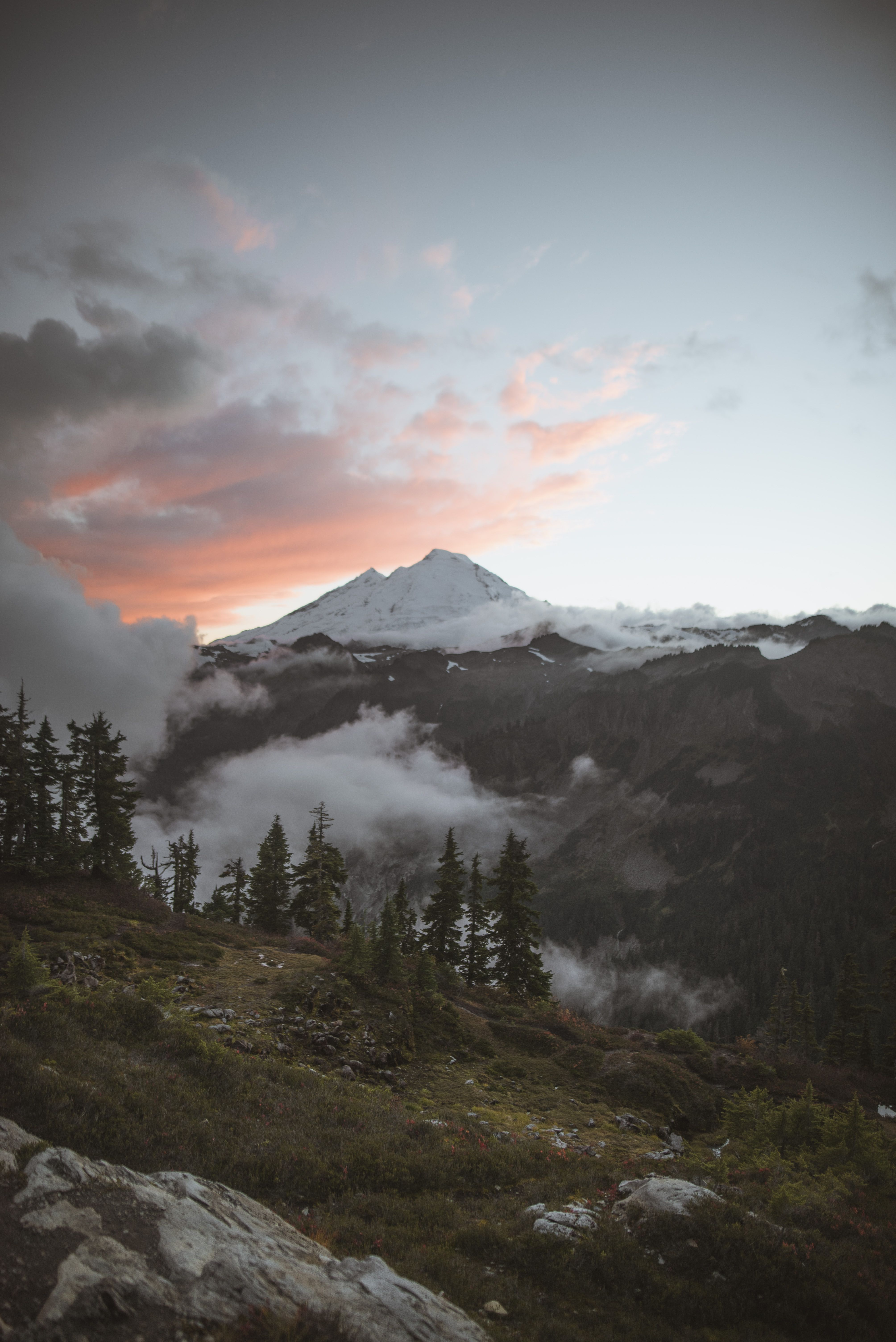 Mt. Baker Adventures Chasing Epic Sunsets at Artist Point