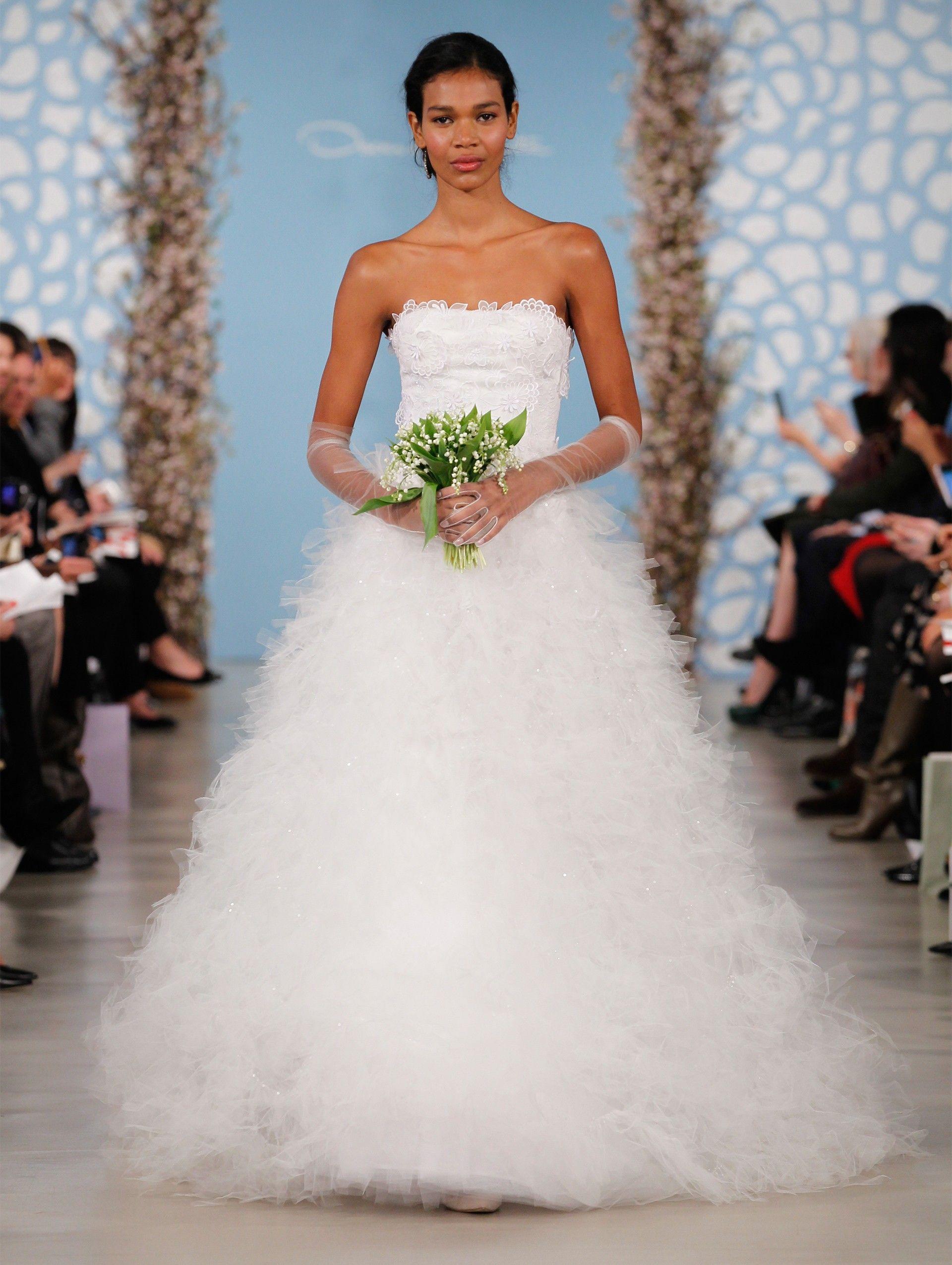 Oscar de la Renta - Bridal 2014 Look 24
