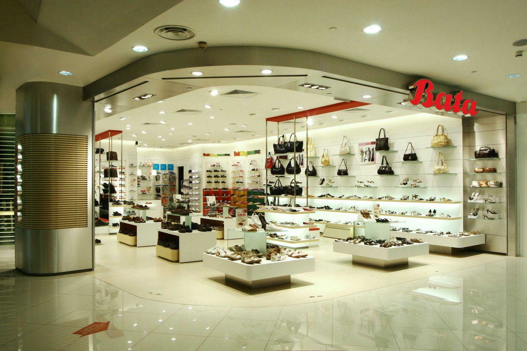 Bata Store in Singapore