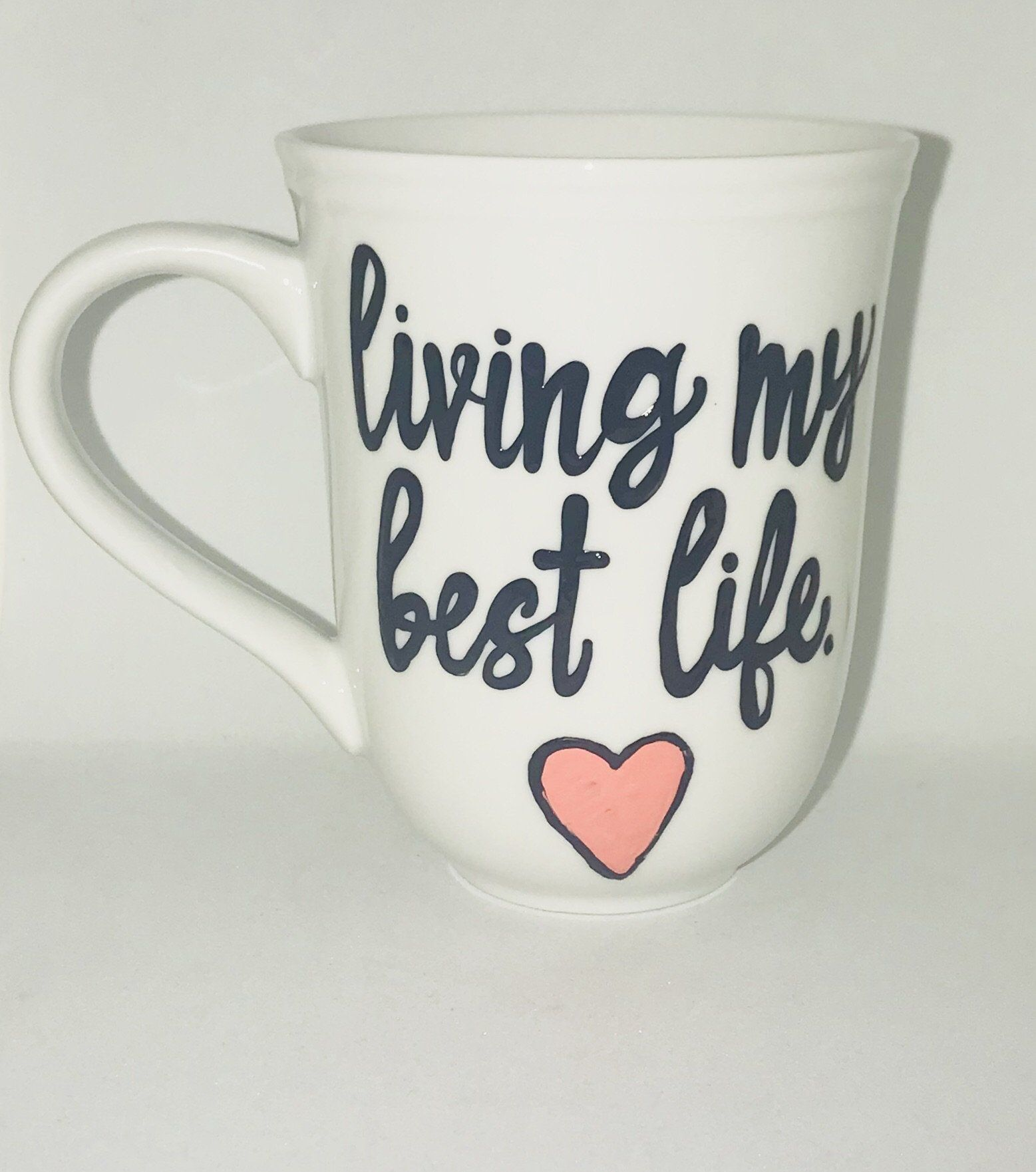Living My Best Life Awesome Mug Gifts For Sisters Gifts For Aunts