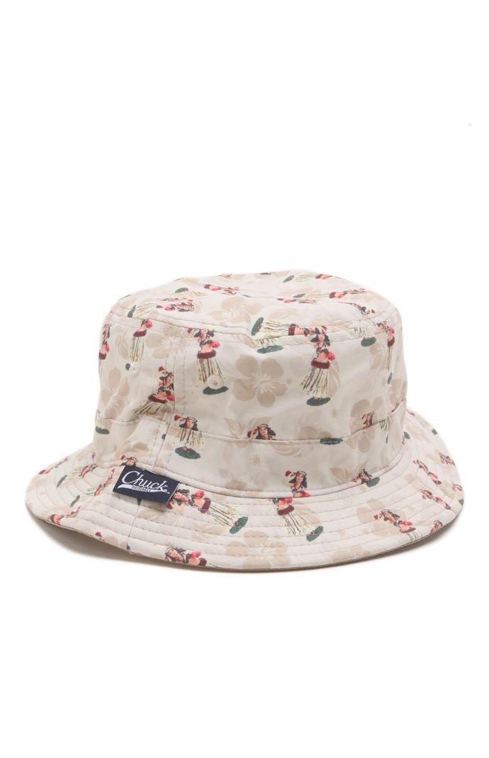 Chuck Originals Johnson Hula Bucket Hat #pacsun | cap | Pinterest | Ropa