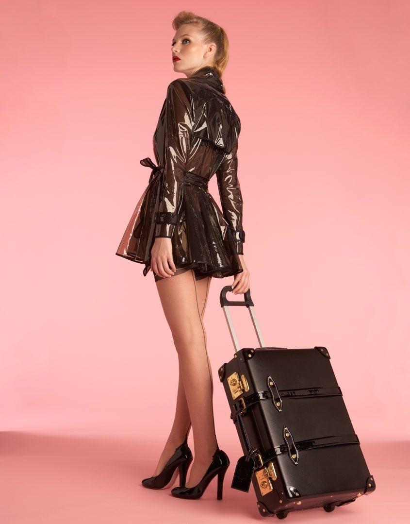 Agent provocateur celebrity models with short