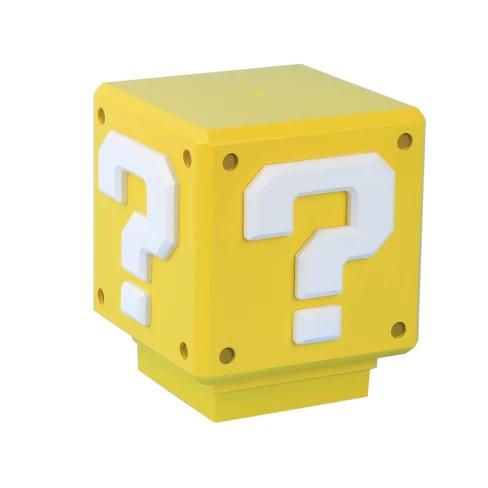 Nintendo Super Mario Led Question Block Light Mini Target Super Mario This Or That Questions Super Mario Galaxy
