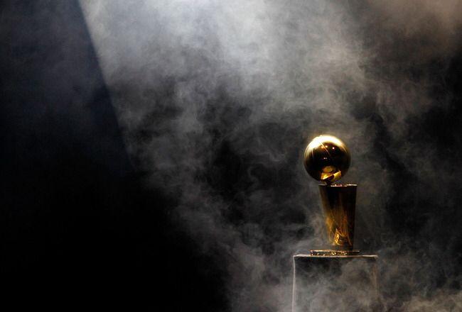 Nba finals trophy wallpaper