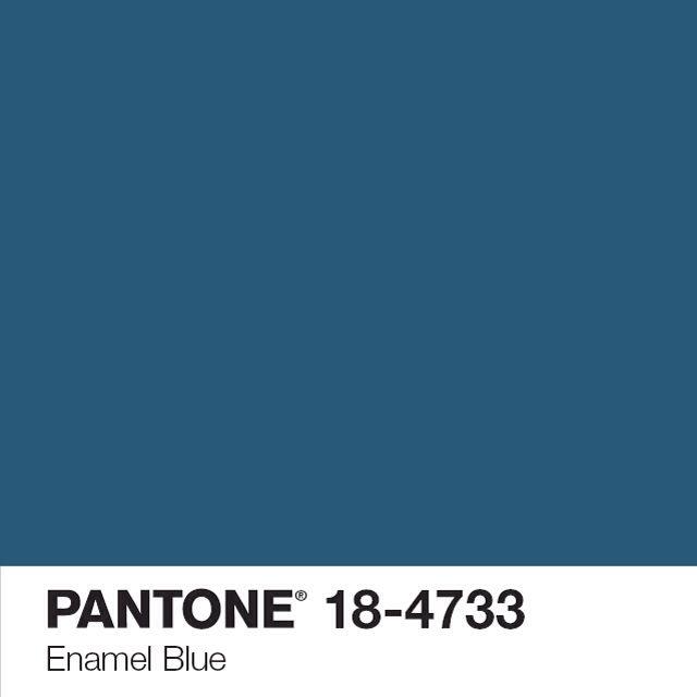 Peinture Murs Et Boiseries TOLLENS Pantone 18 3918 China Blue Satin 2L |  Castorama