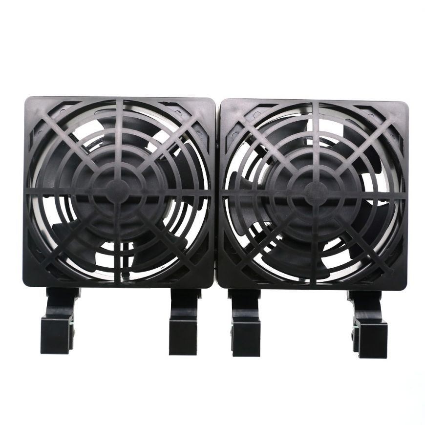 220v 240v Aquarium Chillers Fish Tank Cooling Fan System For Salt
